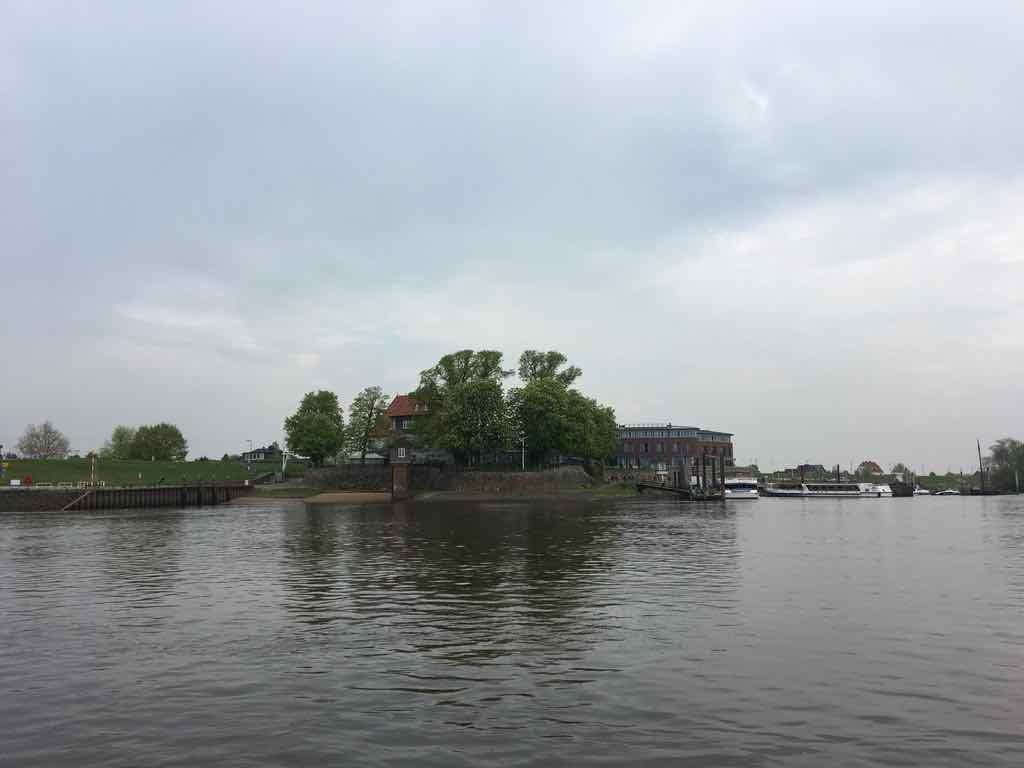 Elbefähre Zollenspieker 2.
