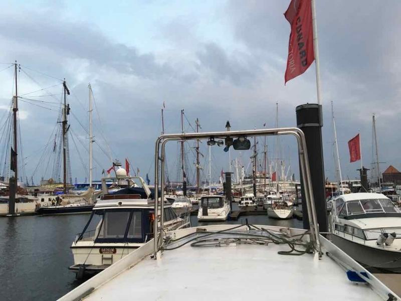 City-Sportboothafen HH.